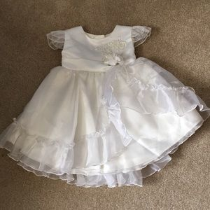 Other - New Toddler Bridal Dress SZ small